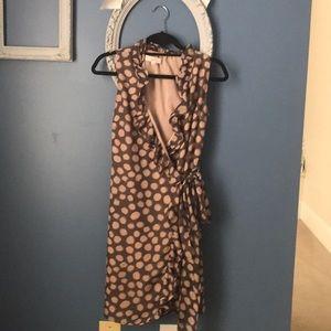 ANN TAYLOR SUMMER DRESS (SIZE: 2)